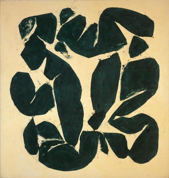 02 Simon Hantaï . Meun . 1968